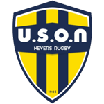 Logo USO Nevers Rugby