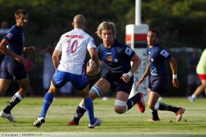 Remy MARTIN - 02.08.2011 - Montpellier / Grenoble - match de preparation -Pezenas
