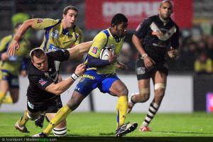 Noa Senu Nakaitaci  - 23.12.2011 - Brive / Clermont Auvergne - 13eme journee de Top 14 -