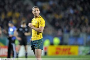 Test Match - Australie : Cooper forfait pour la tourn�e