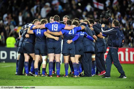 Classement irb la france sur le podium - Classement coupe du monde de rugby ...