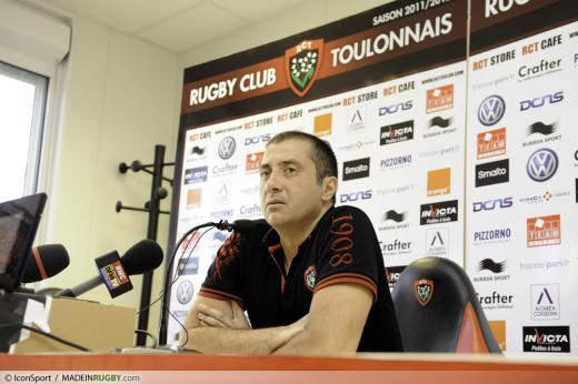 Toulon : Toulon - Boudjellal : 'on ne pourra pas continuer à être aussi mauvais'