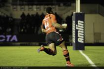 - 17.12.2011 - Toulon / Newcastle - Amlin Cup 2011/2012 - Challenge Europeen -