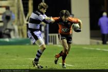 Alexis PALISSON - 17.12.2011 - Toulon / Newcastle - Amlin Cup 2011/2012 - Challenge Europeen -