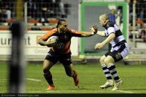 Christian LOAMANU - 17.12.2011 - Toulon / Newcastle - Amlin Cup 2011/2012 - Challenge Europeen -