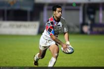 Dion BERRYMAN  - 09.12.2011 - Perpignan / Cavalieri Prato - Amlin Cup 2011/2012