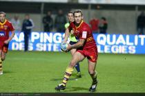 Gavin HUME - 09.12.2011 - Perpignan / Cavalieri Prato - Amlin Cup 2011/2012