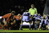 Illustration Introduction melee - 17.12.2011 - Toulon / Newcastle - Amlin Cup 2011/2012 - Challenge Europeen -