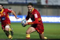 Joffrey MICHEL - 09.12.2011 - Perpignan / Cavalieri Prato - Amlin Cup 2011/2012