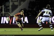 Jonny WILKINSON - 17.12.2011 - Toulon / Newcastle - Amlin Cup 2011/2012 - Challenge Europeen -