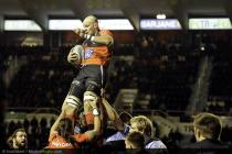Khris CHESNEY - 17.12.2011 - Toulon / Newcastle - Amlin Cup 2011/2012 - Challenge Europeen -