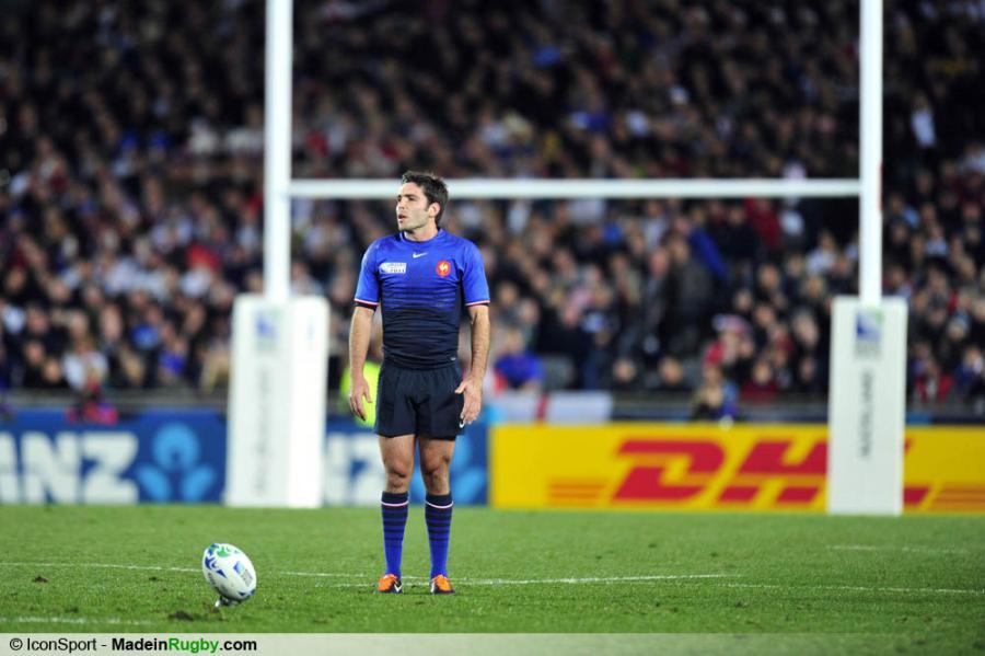 Photos foot dimitri yachvili angleterre france 1 4 finale coupe du monde de - Finale coupe du monde de rugby 2011 video ...