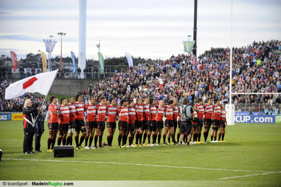 Photos foot equipe du japon france japon coupe du monde de rugby 2011 - Resultats rugby coupe du monde ...