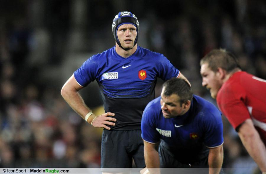 Photos foot julien bonnaire france pays de galles 1 2 finale coupe du monde - Finale coupe du monde de rugby 2011 video ...