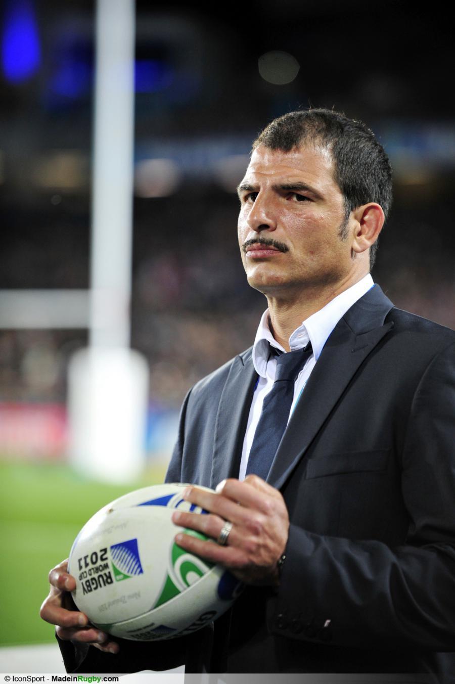 Photos foot marc lievremont france nouvelle zelande finale de la coupe du - Finale coupe du monde de rugby 2011 video ...