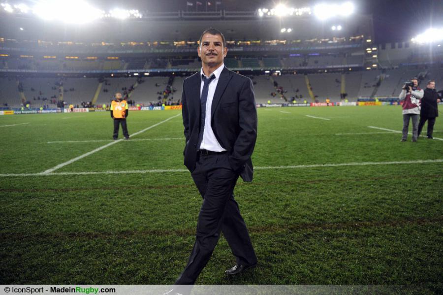Photos foot marc lievremont france pays - Finale coupe du monde de rugby 2011 video ...