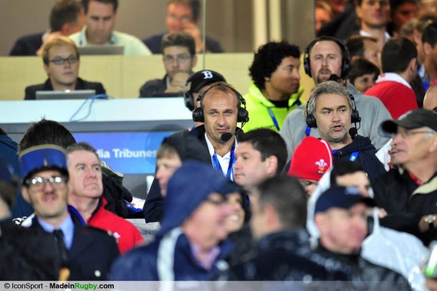 Photos foot philippe saint andre france pays de galles 1 2 finale coupe du - Finale coupe du monde de rugby 2011 video ...