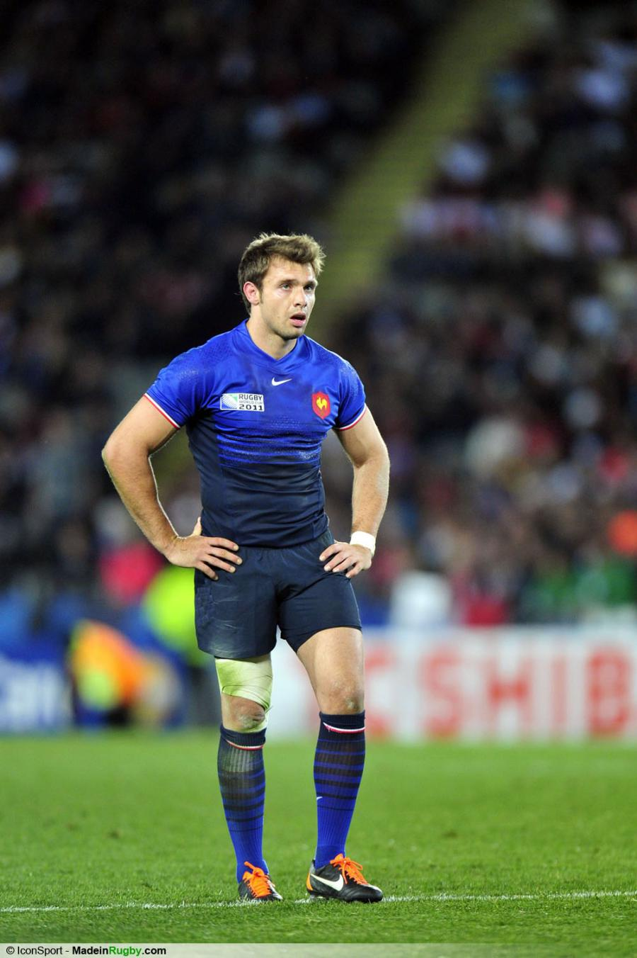 Photos foot vincent clerc angleterre france 1 4 finale coupe du monde de - Finale coupe du monde de rugby 2011 video ...