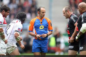 Four Nations - Les arbitres de la comp�tition