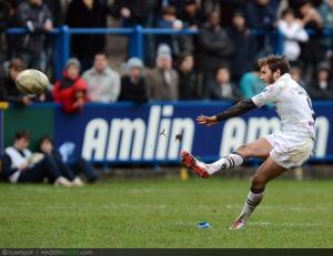 Photos Rugby : Benoit Paillaugue - 09.12.2012 - Cardiff Blues / Montpellier - Heineken Cup -