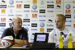 Toulon - Laporte : 'Michalak aura un gros challenge l'an prochain'