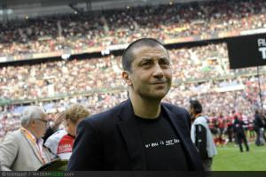Deception Mourad BOUDJELLAL - 09.06.2012 - Toulouse / Toulon - Finale du Top 14 -Stade de France-