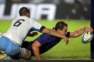 XV de France - Lapandry : 'L'important c'est de gagner'