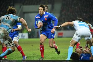 Photos Rugby : Francois TRINH DUC  17.11.2012 - France / Argentine - Test Match