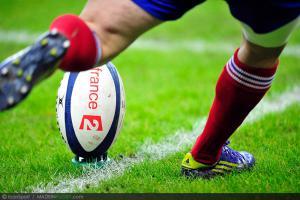 Photos Rugby : Illustration Ballon - 10.11.2012 - France / Australie - Test Match -Saint Denis-