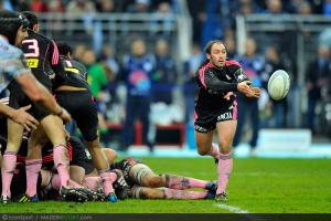 Photos Rugby : Julien DUPUY - 01.12.2012 - Racing Metro 92 / Stade Francais - 12e journee Top 14