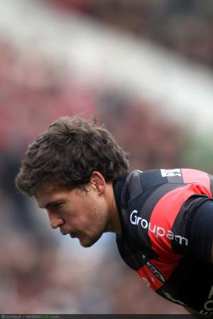 Photos Rugby : Luke Burgess - 08.12.2012 - Toulouse / Osprey - Heineken Cup