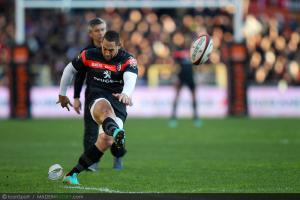 Photos Rugby : Luke McAlister - 01.12.2012 - Toulouse / Clermont Auvergne - 12e journee Top 14