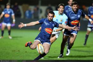 Photos Rugby : Mathieu LOREE - 30.11.2012 - Perpignan / Agen - 12eme journee Top14