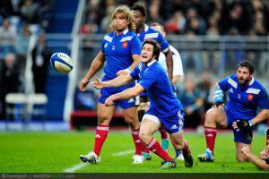 Photos Rugby : Maxime MACHENAUD - 10.11.2012 - France / Australie - Test Match -Saint Denis-