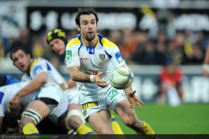 Photos Rugby : Morgan Parra   - 09.12.2012 - Clermont / Leinster  - Heineken Cup