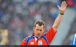 H-Cup - Arbitrage : Nigel Owens accident� apr�s Castres-Leinster