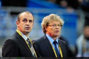 Photos Rugby : Philippe SAINT ANDRE / Jo MASO - 10.11.2012 - France / Australie - Test Match -Saint Denis-