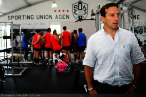 Rugby Transfert, Mercato Pro D2 - Caucaunibuca de retour à Agen ?
