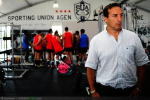 Rugby Transfert, Mercato Pro D2 - Caucaunibuca de retour � Agen ?