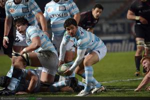 Photos Rugby : Sebastien DESCONS  - 08.12.2012 - Racing Metro / Edimbourg - Heineken Cup