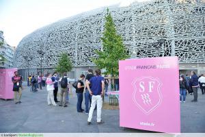 Top 14 - Stade Fran�ais : Pyle arrive