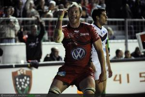 Top 14 - Toulon : le XV de d�part pour Castres