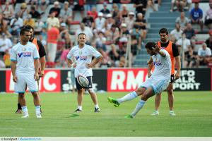 Andre Pierre GIGNAC - 17.07.2013 - Marseille / Toulon - Match de charite au profit de l'association 'Un sourire, un espoir pour la vie'