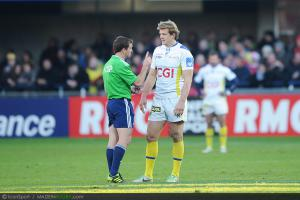 Clermont - Rougerie : 'S�r de nos forces'