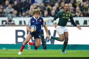 XV de France - Szarzewski : 'Ne pas s'emballer et continuer � travailler'