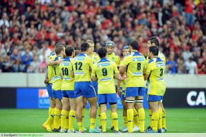 HCUP - Clermont : Le XV de d�part pour le Racing