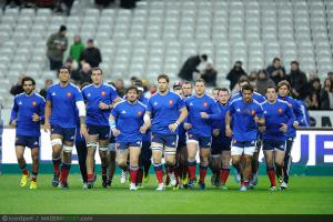 XV France - Les r�actions apr�s France / AFS