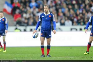 XV de France - Michalak deuxi�me meilleur r�alisateur des Bleus