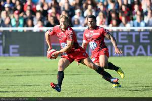 Toulon - Wilkinson sera bel et bien du d�placement