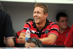 Toulon - Wilkinson : 'J'ai re�u trop de respect'